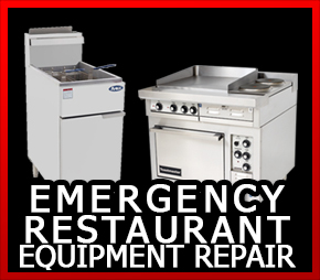 Emergency Service for all fryers, ranges, ovens, saws, slicers, booster heaters, dishwashers, food cutters, meat grindrs, pizz ovens, & more. We cover the Philadelphia Metro Area & All of South Jersey including Cape May & Altantic Counties. Out of the area? You can ship it to us call 215-333-1300