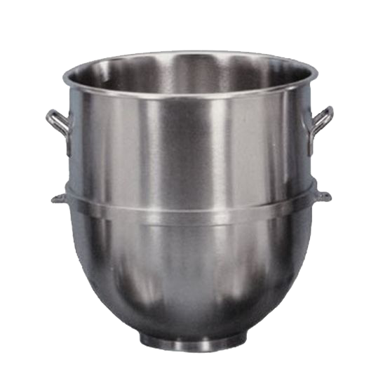 60 Quart Stainless Steel Bowl 60 Quart bowl fits Hobart mixer H-600, P-660, L-800, M-802 and V-1401 Item#: 60 BWSS Price : $499