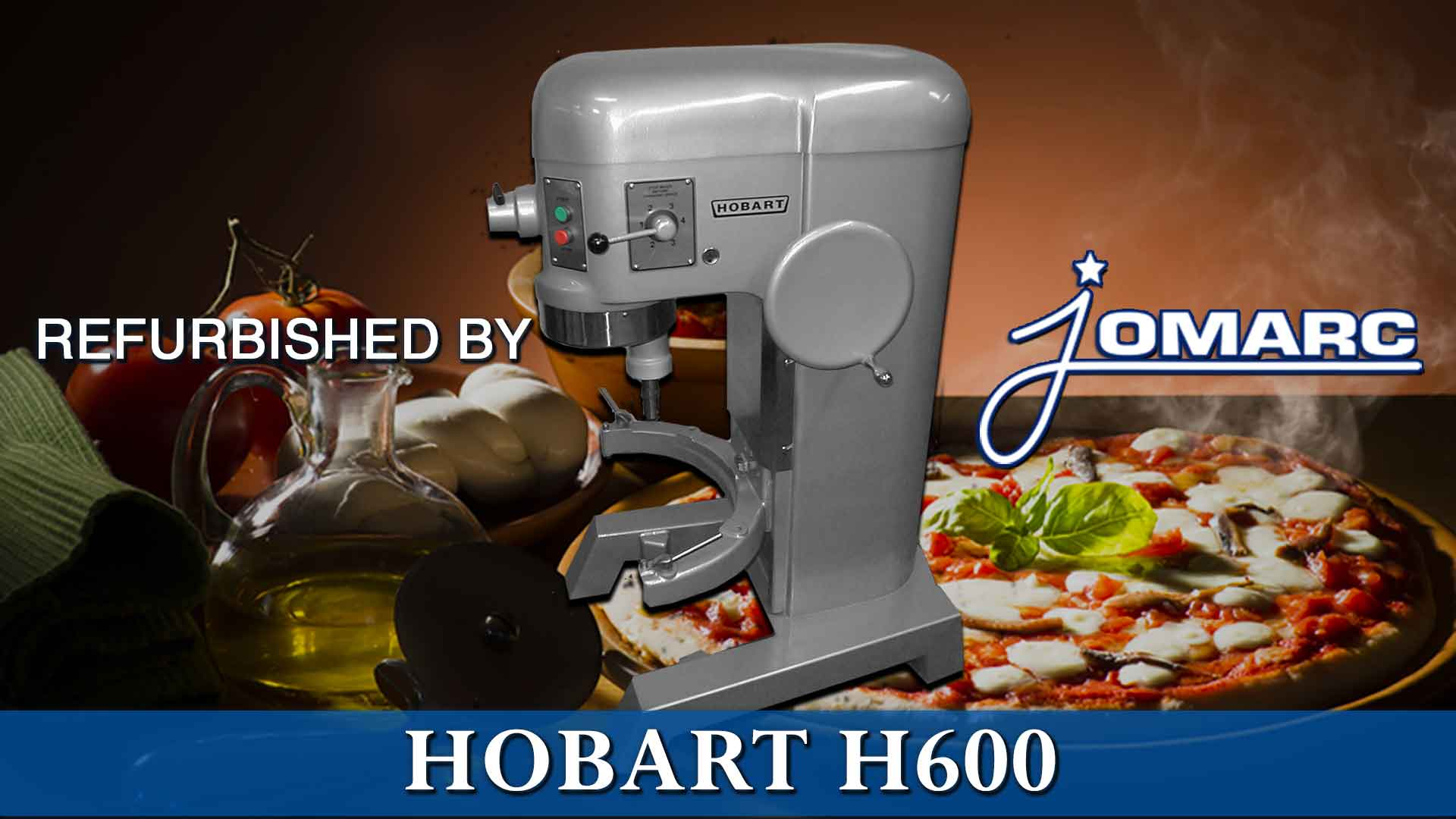 Hobart Mixer Repair on