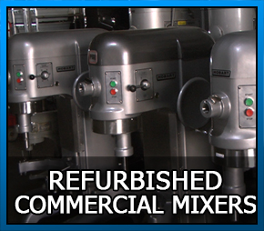 Buy a used refurbished Hobart Mixer in excellent conditioned with the Jomarc Guarantee