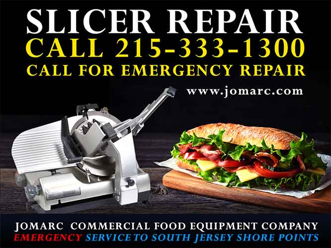 Delaware Commercial Kitchen Equipment Repair Video Blog Jomarc services all brands and types of slicers. We sell used Hobart slicers